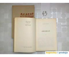 ARARAT - LAJOS ZILAHI - 2 KNJIGE