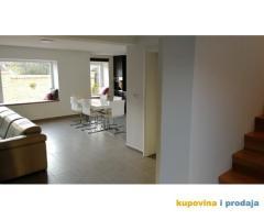 NOVA, LUX MODERNA KUCA 261 m2 + letnjikovac 27 m2 + garaza 56 m2, na placu 730 m2!