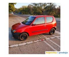 Fiat Seicento 2001 god. ( TOP – sipaj i vozi )