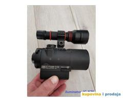 NOVO IC 915nm za Snajper Night Vision Noćna Optika IR X76