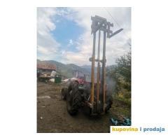 Traktorski zadnji viljuskar IMT