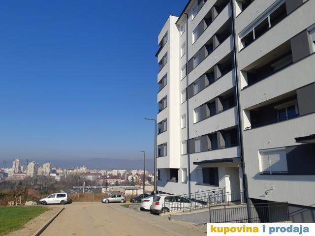 Nov dvoiposoban stan  u blizini Gradske bolnice