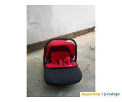 nosiljka i auto sedište