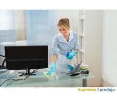 Potrebne radnice za ciscenje poslovnih prostora ( 36000 – 44000 )