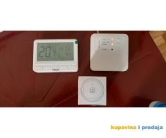 Termostat: Smart, Bežični, Wi-fi