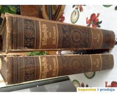 Antikvitetna knjiga WELTGESCHICHTE