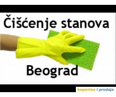 Čišćenje stanova i kuća